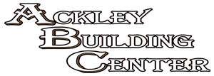 Ackley Building Center Logo